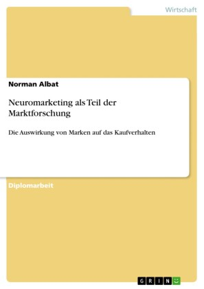 Neuromarketing als Teil der Marktforschung