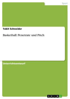 Basketball: Penetrate und Pitch