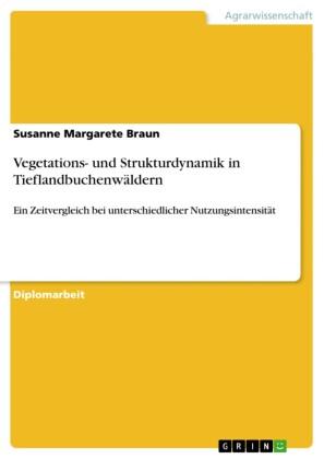 Vegetations- und Strukturdynamik in Tieflandbuchenwäldern