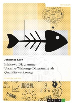 Ishikawa Diagramme. Ursache-Wirkungs-Diagramme als Qualitätswerkzeuge