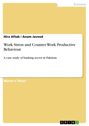 Work Stress and Counter Work Productive Behaviour