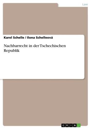 Nachbarrecht in der Tschechischen Republik