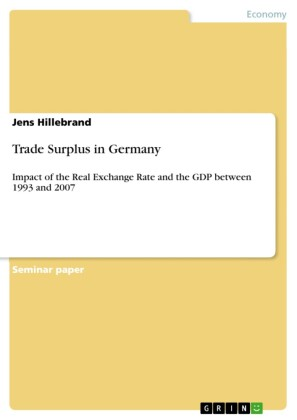 Trade Surplus in Germany