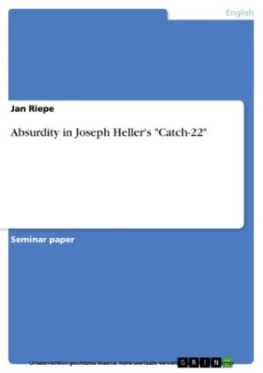 Absurdity in Joseph Heller's 'Catch-22'