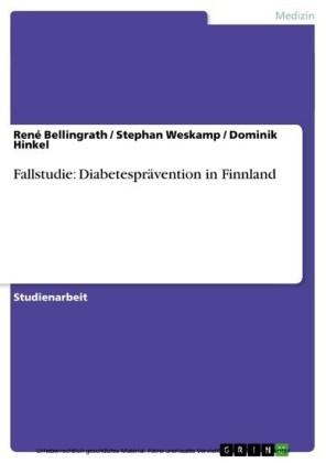 Fallstudie: Diabetesprävention in Finnland