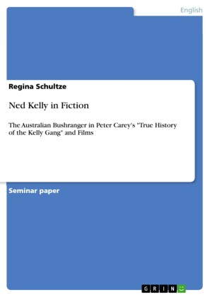 Ned Kelly in Fiction