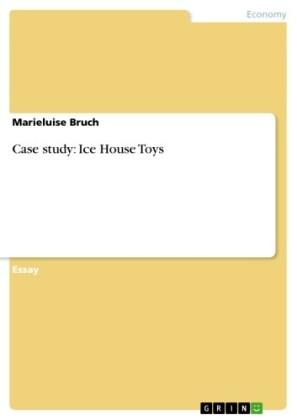 Case study: Ice House Toys