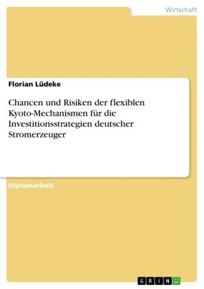 Chancen und Risiken der flexiblen Kyoto-Mechanismen für die Investitionsstrategien deutscher Stromerzeuger