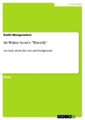 Sir Walter Scott's 'Waverly'