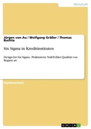 Six Sigma in Kreditinstituten