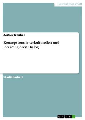 Konzept zum interkulturellen und interreligiösen Dialog