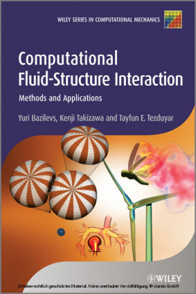 Computational Fluid-Structure Interaction