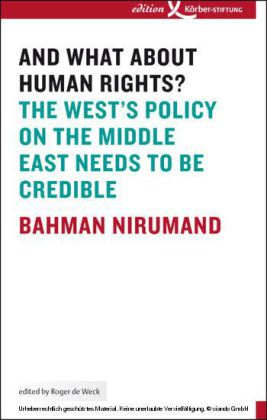 And what about Human Rights?