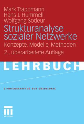 Strukturanalyse sozialer Netzwerke