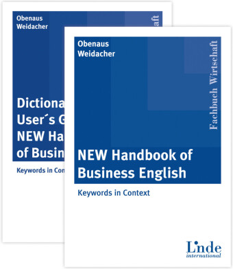 Package 'NEW Handbook of Business English' und 'Dictionary and User's Guide to the NEW Handbook of Business English'