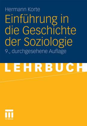 Einführung in die Geschichte der Soziologie