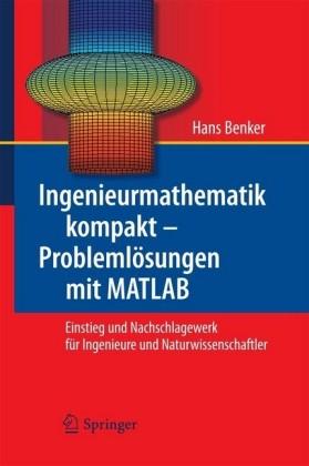 Ingenieurmathematik kompakt - Problemlösungen mit MATLAB