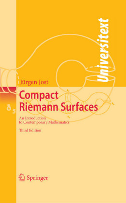 Compact Riemann Surfaces