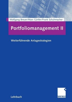 Portfoliomanagement II