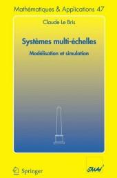 Systèmes multi-èchelles