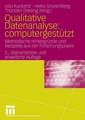 Qualitative Datenanalyse: computergestützt.