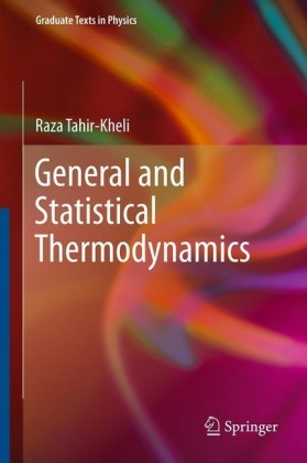 General and Statistical Thermodynamics