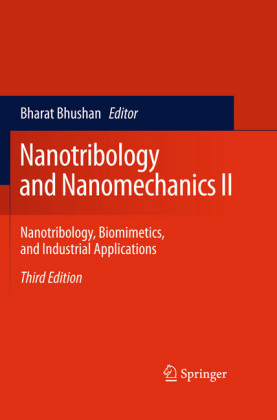 Nanotribology and Nanomechanics II
