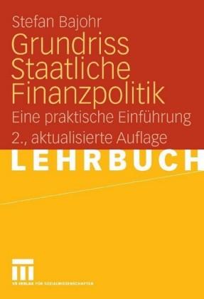 Grundriss Staatliche Finanzpolitik