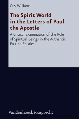 The Spirit World in the Letters of Paul the Apostle