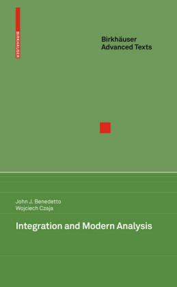 Integration and Modern Analysis