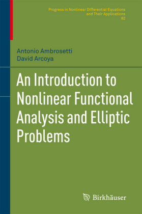 An Introduction to Nonlinear Functional Analysis and Elliptic Problems