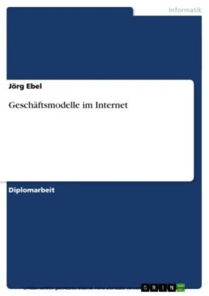 Geschäftsmodelle im Internet