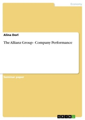 The Allianz Group - Company Performance