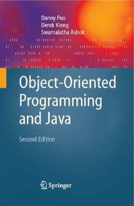 Object-Oriented Programming and Java