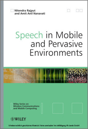 Speech in Mobile and Pervasive Environments