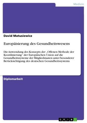 Europäisierung des Gesundheitswesens