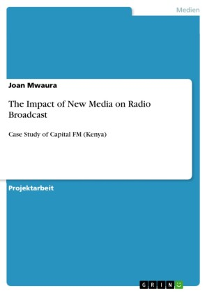 The Impact of New Media on Radio Broadcast