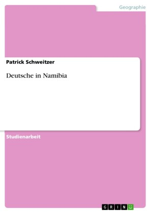 Deutsche in Namibia