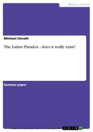 The Latino Paradox - does it really exist?