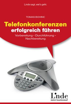 Telefonkonferenzen erfolgreich führen
