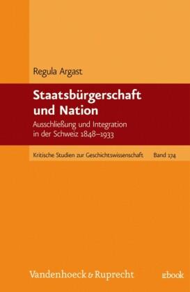 Staatsbürgerschaft und Nation