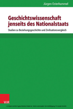 Geschichtswissenschaft jenseits des Nationalstaats