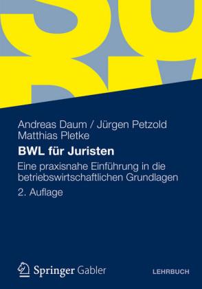BWL für Juristen