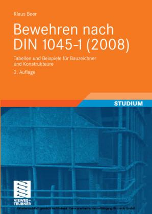 Bewehren nach DIN 1045-1 (2008)