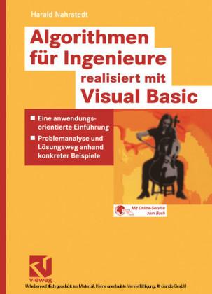 Algorithmen für Ingenieure - realisiert mit Visual Basic
