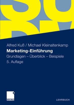 Marketing-Einführung