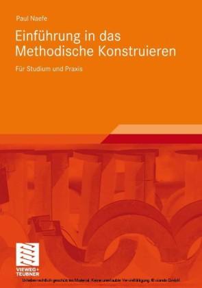 Einführung in das Methodische Konstruieren