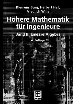 Höhere Mathematik für Ingenieure Band II