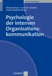 Psychologie der internen Organisationskommunikation