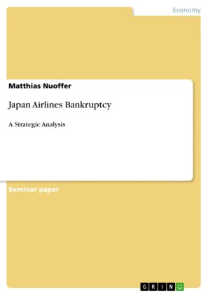 Japan Airlines Bankruptcy